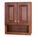 Maple Bathroom Wall Cabinet