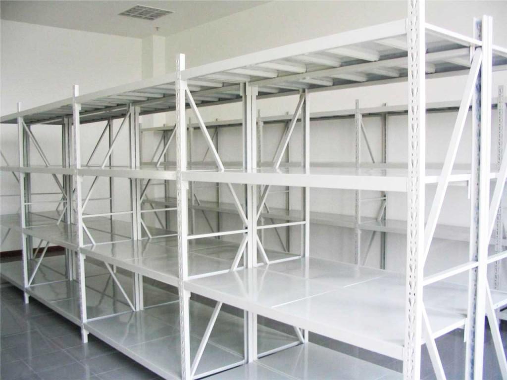 Metal Garage Shelves