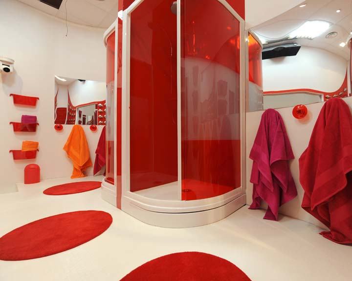 red and white bathroom ideas decor ideasdecor ideas