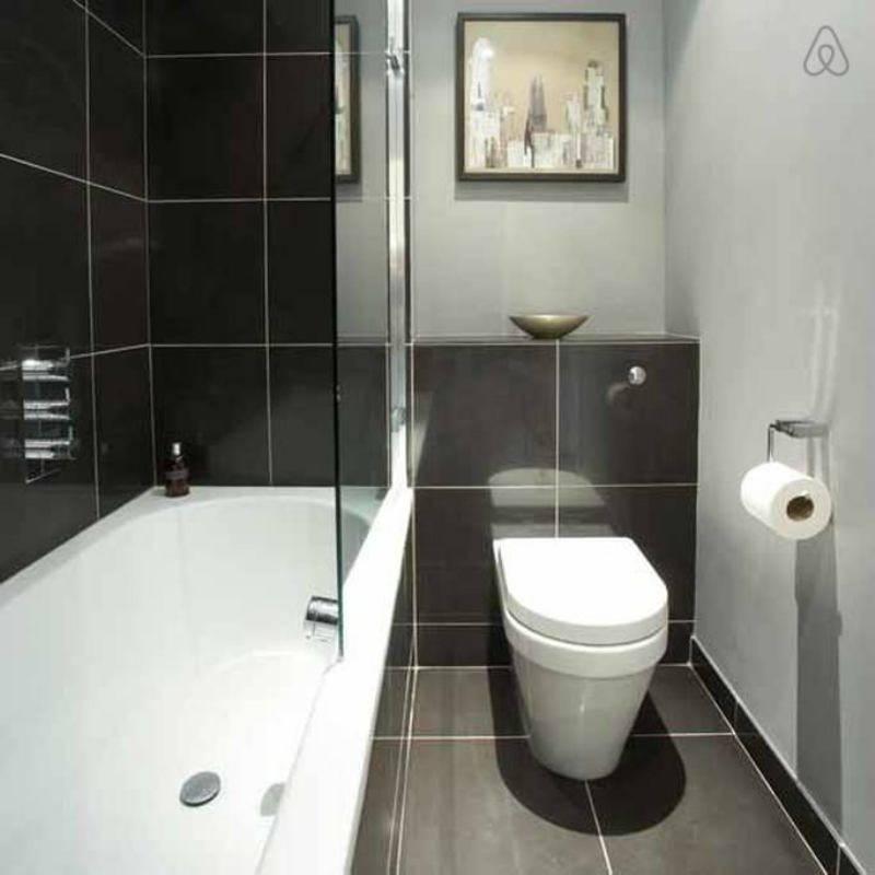 Small Black and White Bathroom Ideas - Decor IdeasDecor Ideas