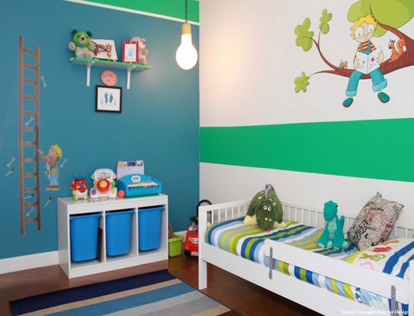 Toddler bedroom decor ideas decor ideasdecor ideas for Designer childrens bedroom ideas