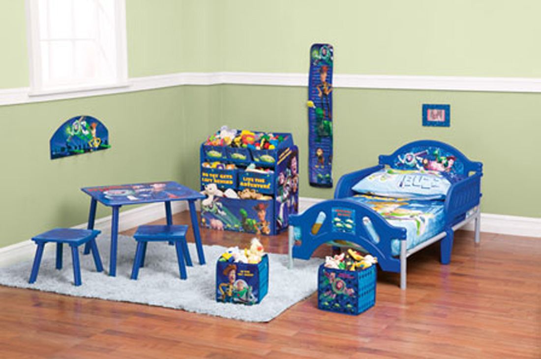 Toddler Bedroom Sets For Boys