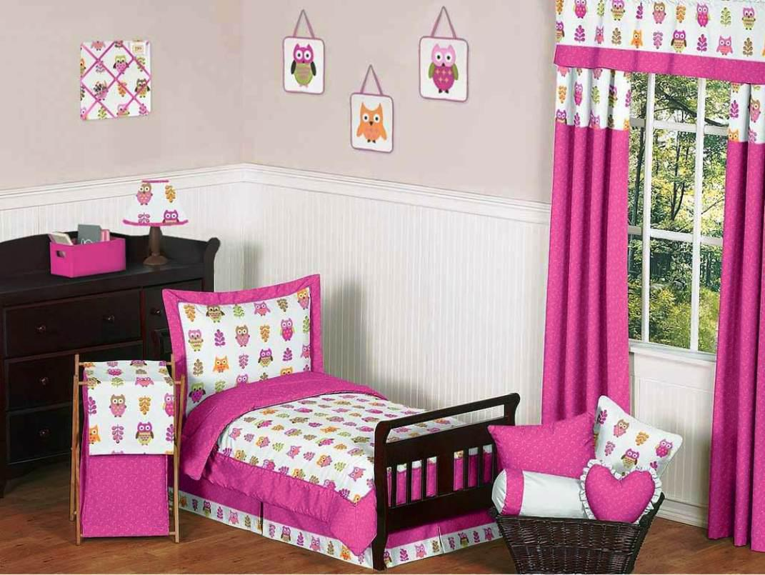 Toddler girl bedroom sets decor ideasdecor ideas for Girl toddler bedroom ideas
