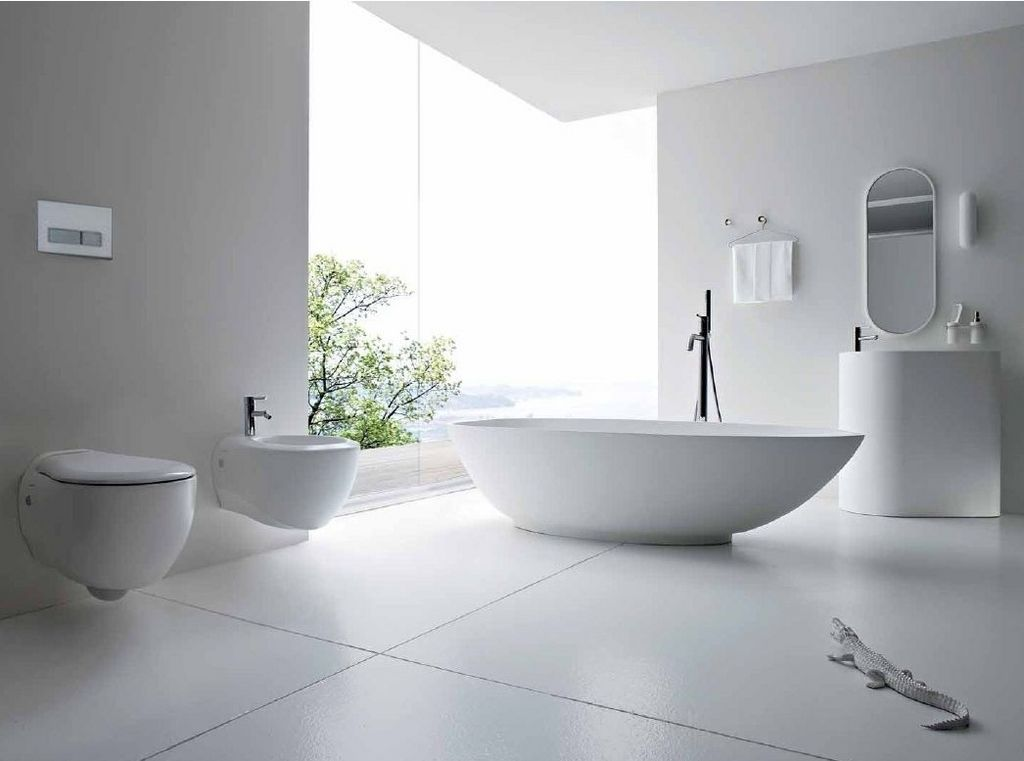 Creative Disegno Ceramica Has Introduced A Line Of Sinks And Bathroom Fixtures That Show Off A Playful Form While  Wall Hanging Wash Basin And A Pedestal Sink Three