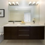 White Bathroom Light Fixtures