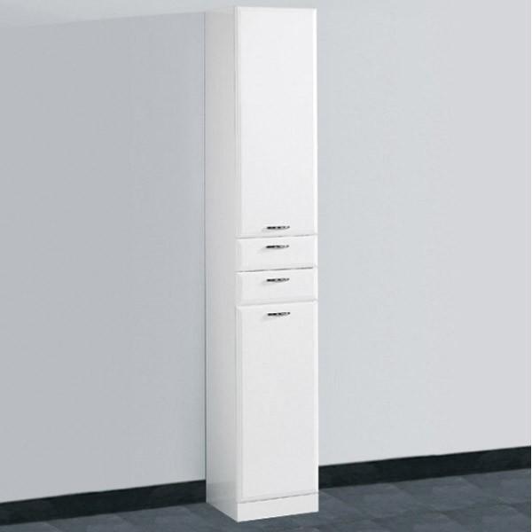White Bathroom Tallboy Decor IdeasDecor Ideas