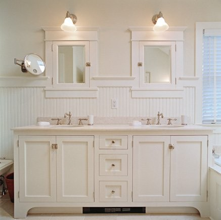 white beadboard bathroom vanity decor ideasdecor ideas
