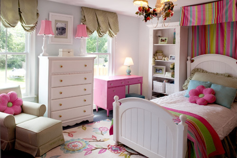 White Bedroom Furniture For Teens