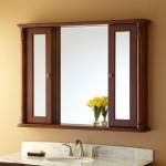 Wood Bathroom Wall Cabinets Canada