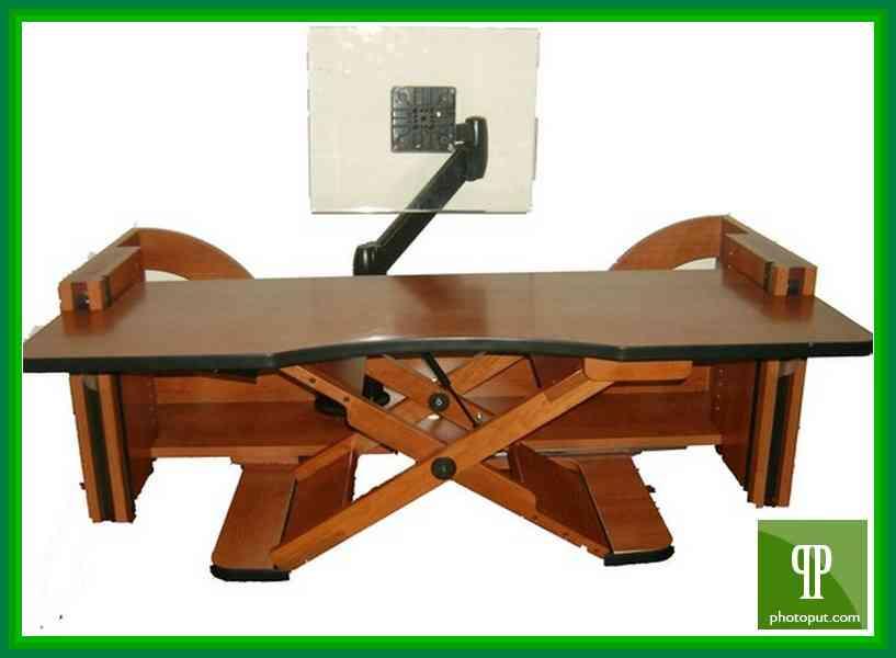 Adjustable Desktop Standing Desk