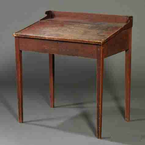 Antique Standing Desk