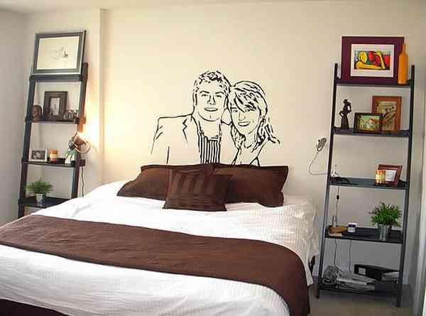 Bedroom Wall Decor Ideas Typically Involve Transforming A Bedroom Into