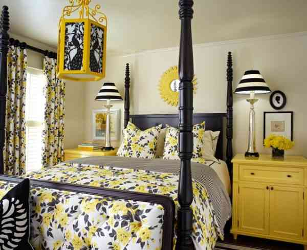 black and yellow bedroom decor ideasdecor ideas