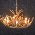 Cheap Antler Chandelier Craigslist