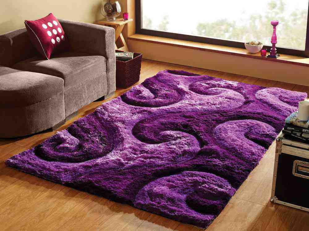 Cheap purple area rugs decor ideasdecor ideas for Living room rugs 9x12