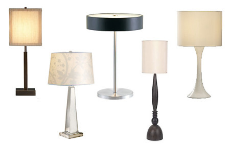 Contemporary Table Lamps For Bedroom Contemporary Table Lamps For
