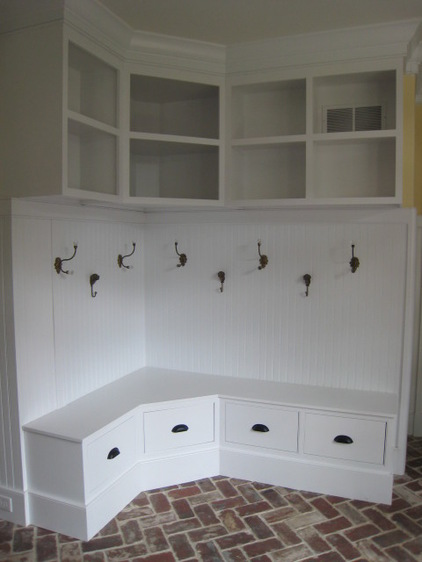 Corner Mudroom Bench Decor Ideasdecor Ideas