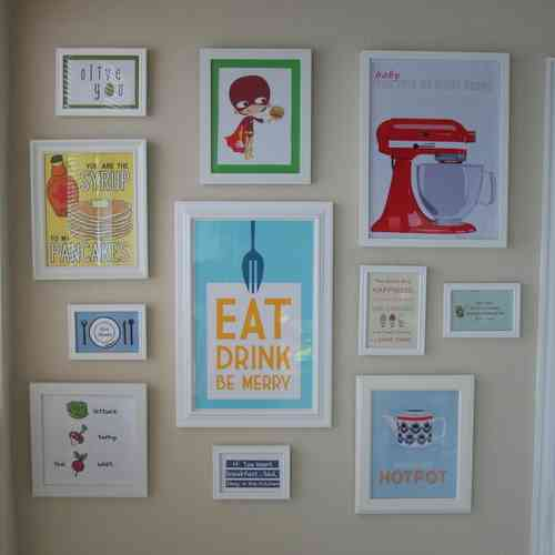 Kitchen Wall Decor Diy : Diy kitchen wall decor ideasdecor ideas