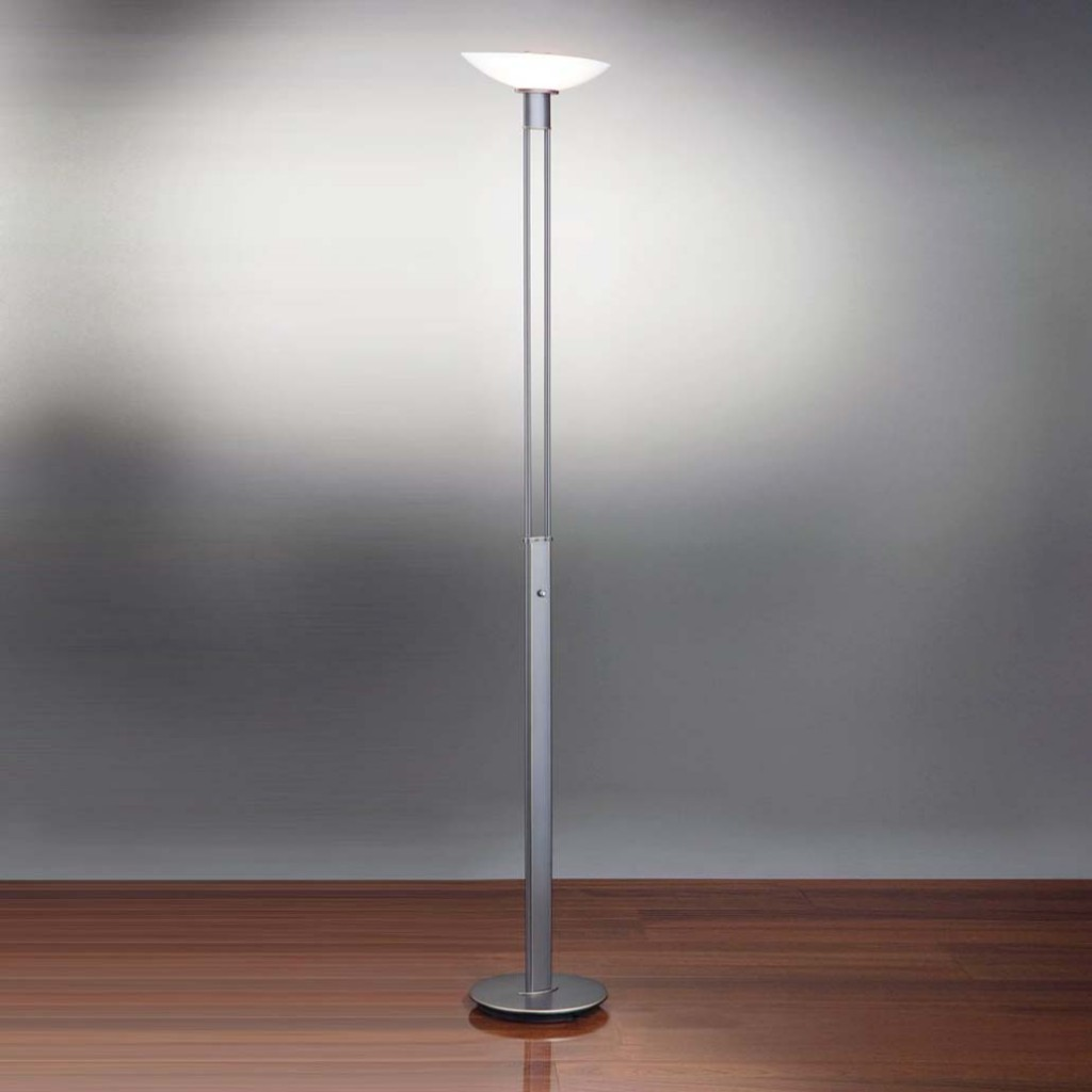 Floor lamp with dimmer switch decor ideasdecor ideas for White floor lamp with dimmer