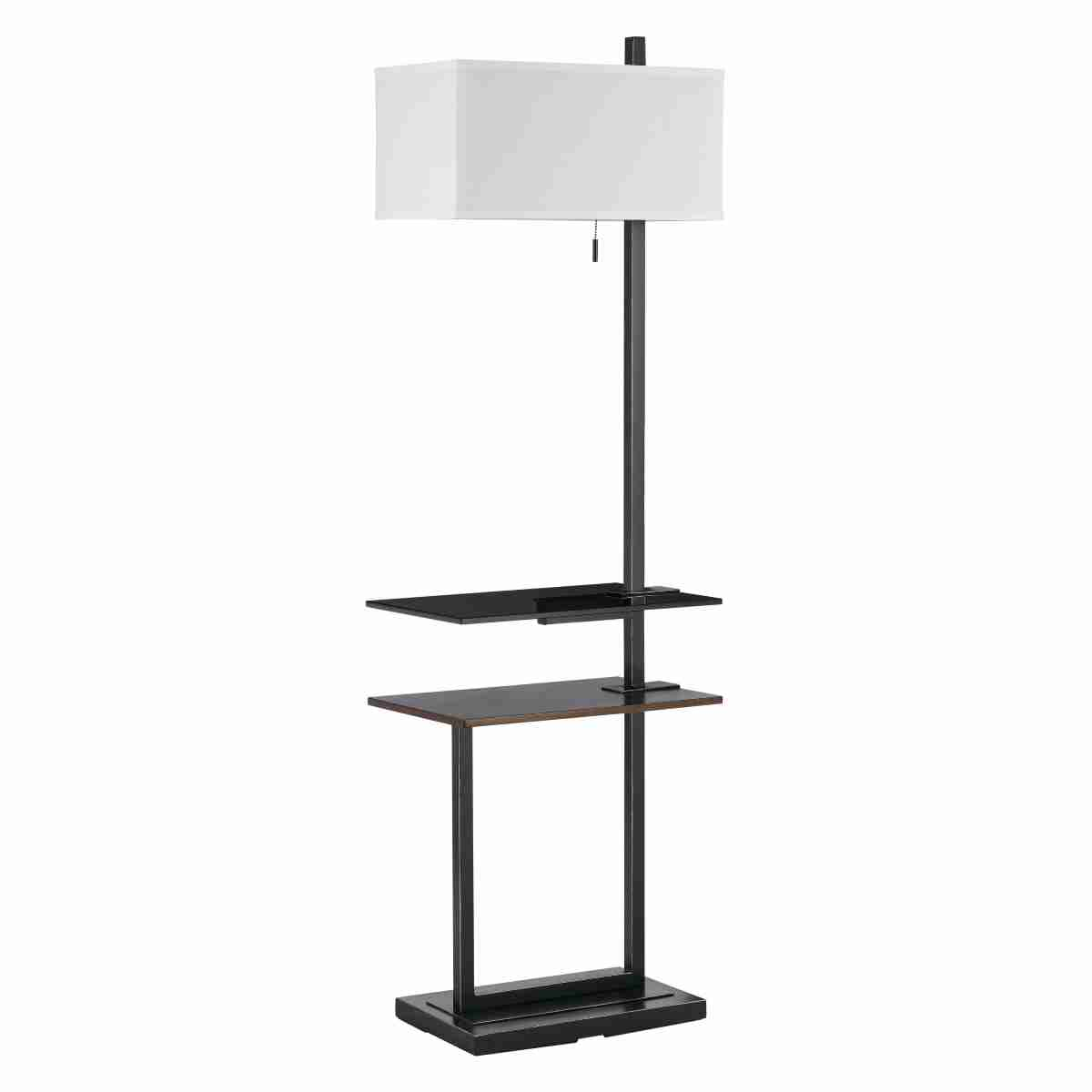 floor lamp with tray table decor ideasdecor ideas. Black Bedroom Furniture Sets. Home Design Ideas