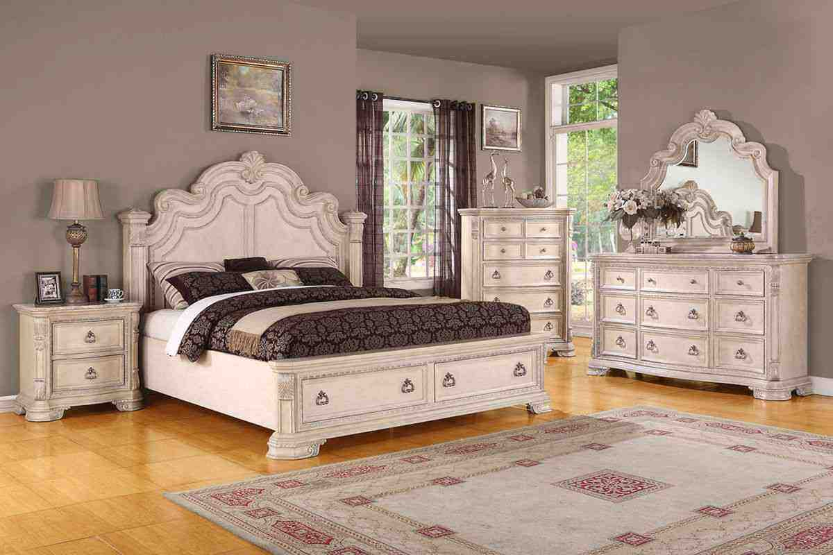 Gardner white bedroom sets decor ideasdecor ideas for Bed and dresser set