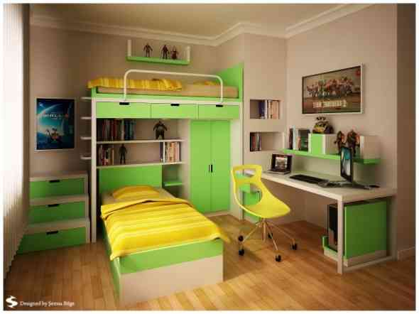 Green And Yellow Bedroom Ideas Decor Ideasdecor Ideas