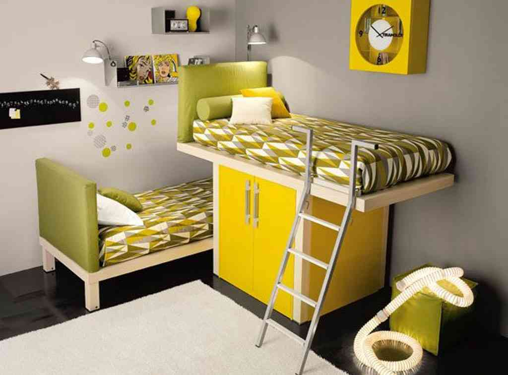 Grey and yellow bedroom decorating ideas decor for Decorating my bedroom ideas
