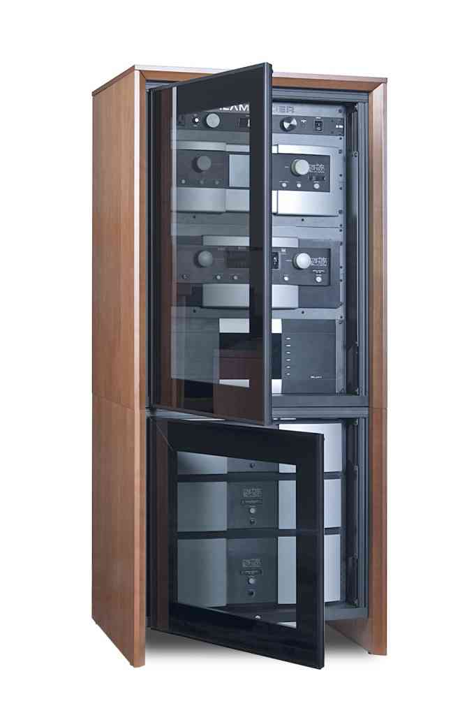 Home Theater AV Cabinet