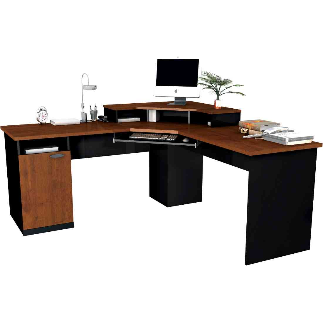 L Corner Desk Monarch Specialties Inc Corner L Shaped