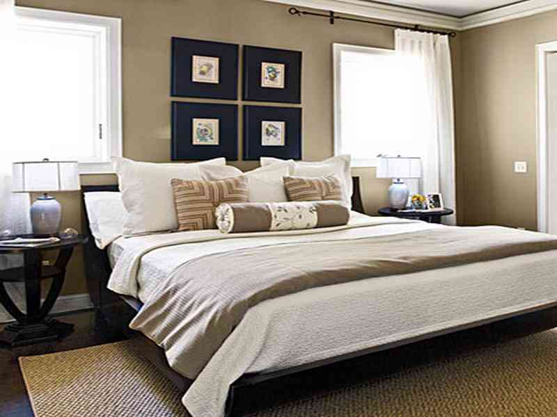 Master bedroom wall decor ideas decor ideasdecor ideas for Master bedroom bedding ideas