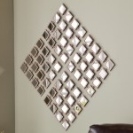 Metal Mirror Wall Art