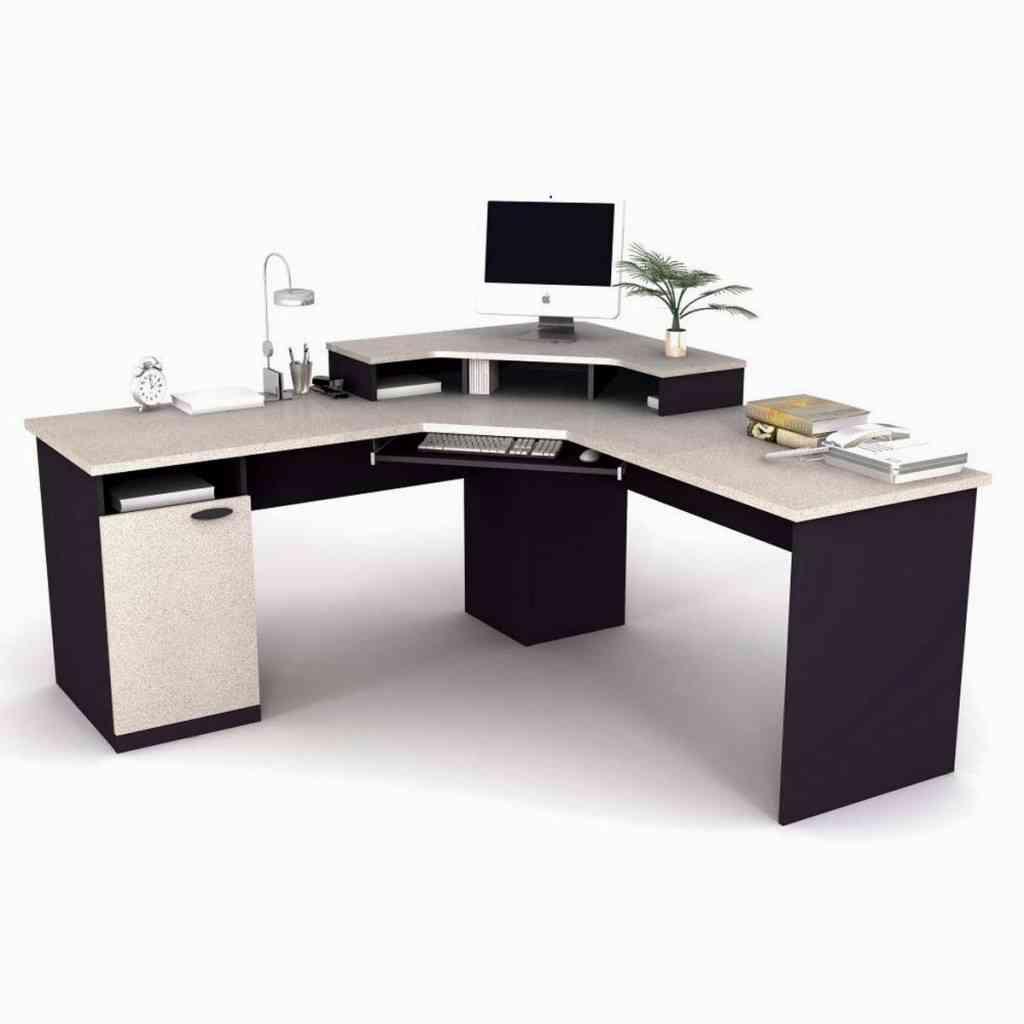 Modern Corner Desk for Home Office