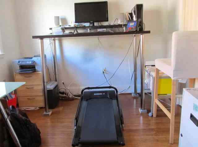 Motorized Standing Desk