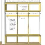 Mudroom Plans Designs
