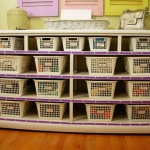 Mudroom Storage Baskets