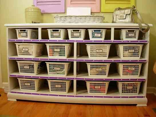 Mudroom Storage Baskets