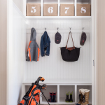Mudroom Storage Bins