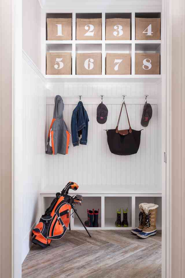Mudroom Storage Bins : Mudroom storage bins decor ideasdecor ideas