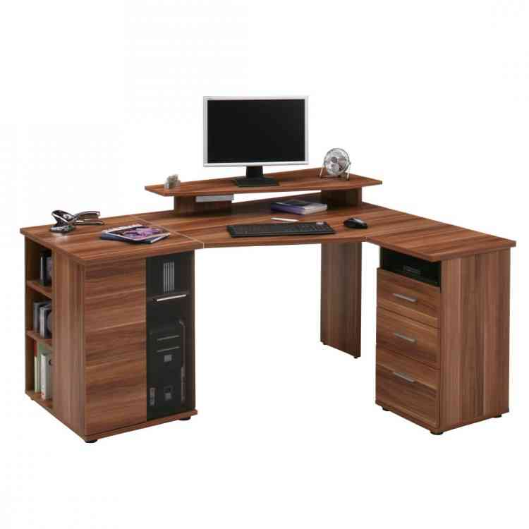 Pc Corner Desk Decor Ideasdecor Ideas