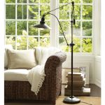 Pulley Task Floor Lamps