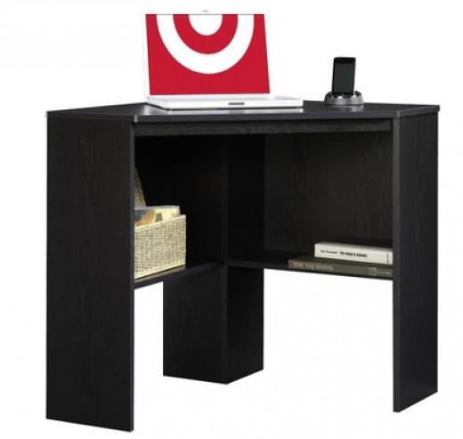 Room essentials corner desk room essentials corner desk for Room decor essentials