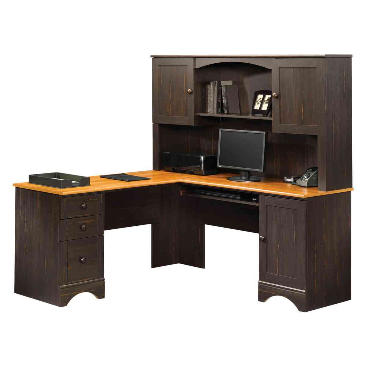 Sauder Corner Desk With Hutch Decor Ideasdecor Ideas