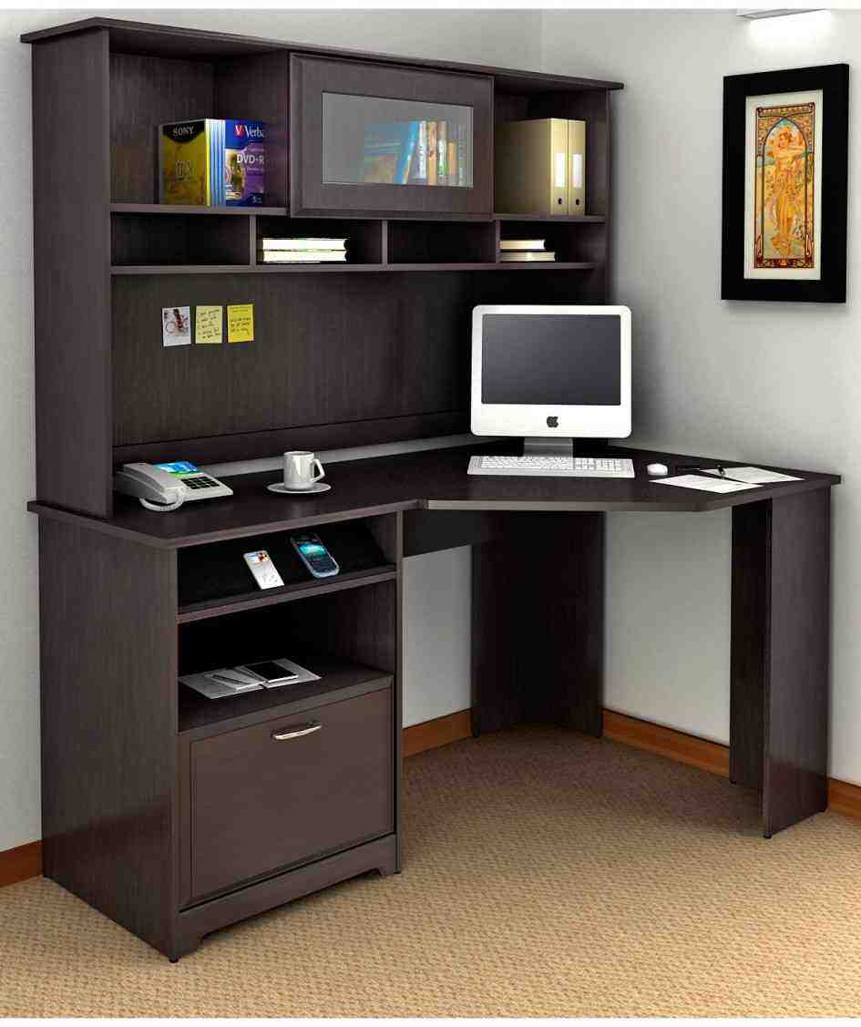 Small Corner Desk with Hutch - Decor IdeasDecor Ideas