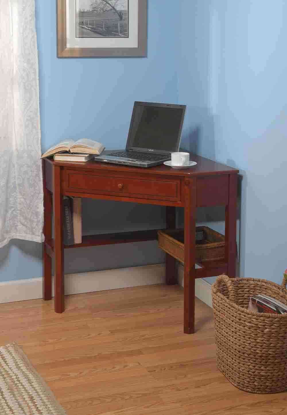 Small corner writing desk decor ideasdecor ideas - Writing corner ideas ...