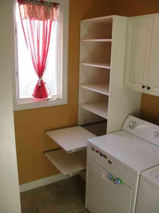 Small Laundry Mudroom Ideas