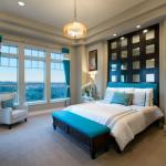 Teal Bedroom Designs