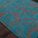 Turquoise Area Rug