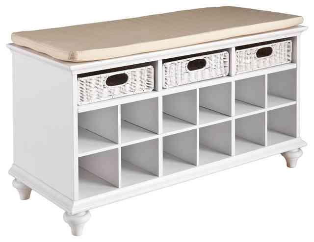 White Mudroom Bench Decor Ideasdecor Ideas