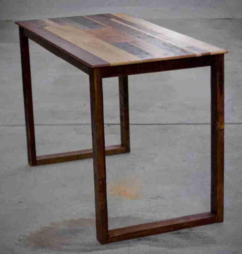 Wood Standing Desk