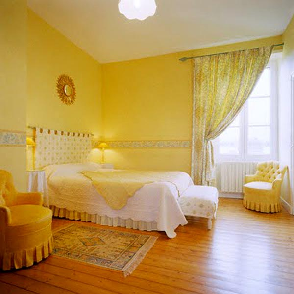 Yellow Green Bedroom Design Blinds For Bedroom Simple Bedroom Design Ideas For Girls Bedroom Colour With Black Furniture: Yellow Bedroom IdeasDecor Ideas